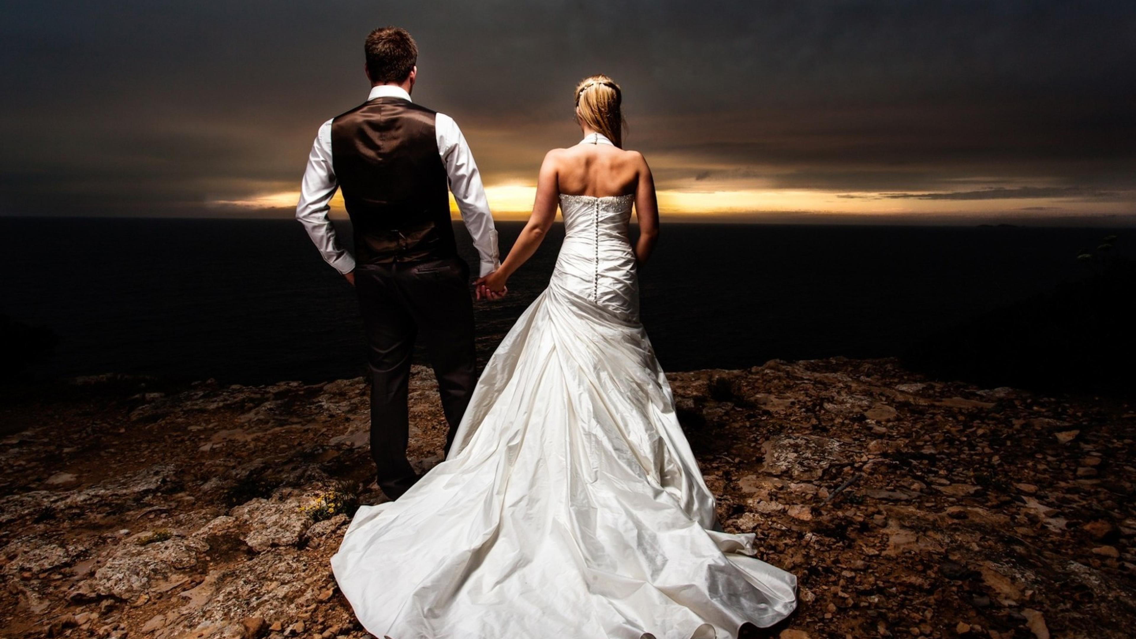 Свадьба обои на рабочий стол 2