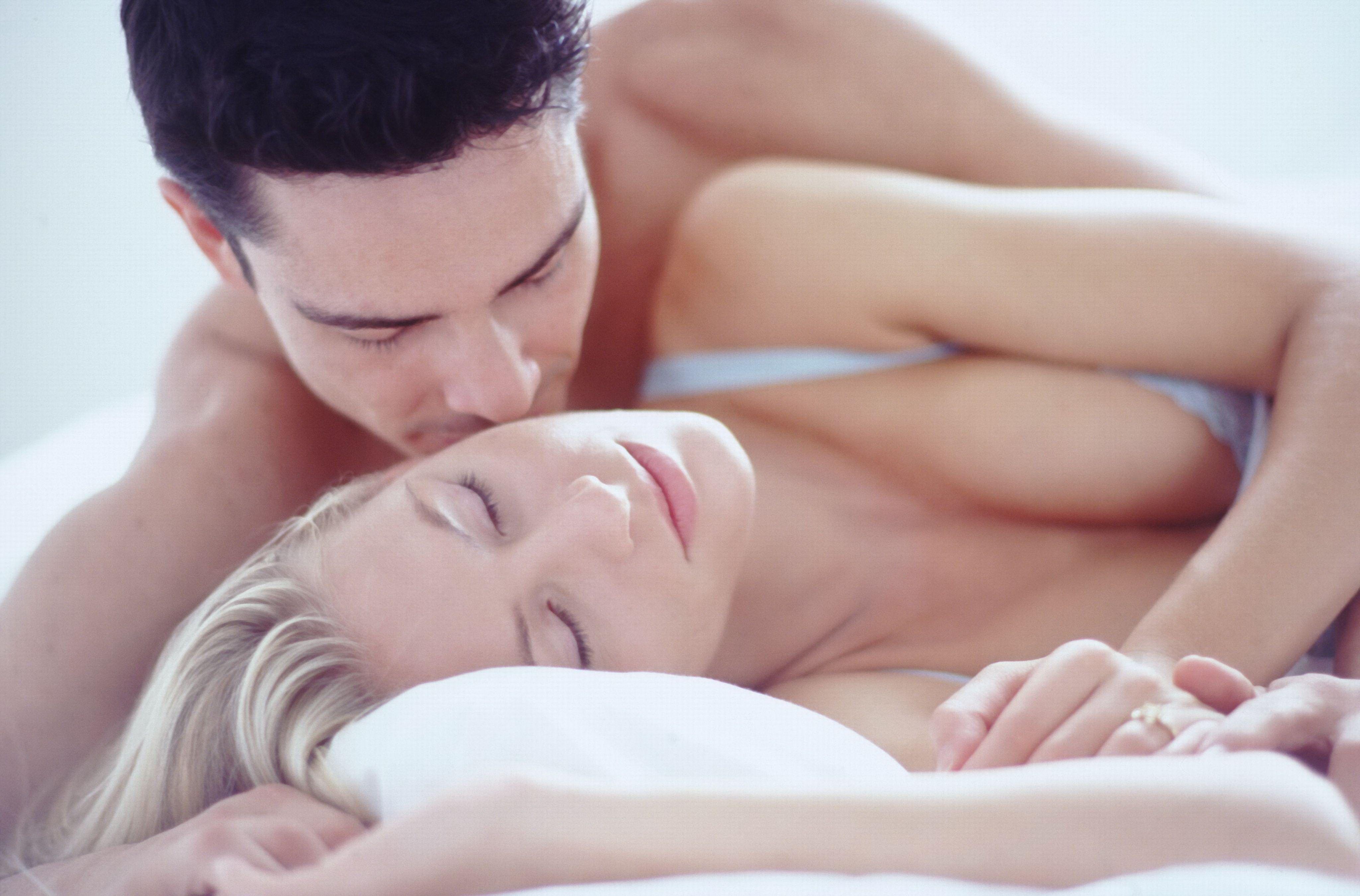 Фото нежный секс молоденьких 8 фотография