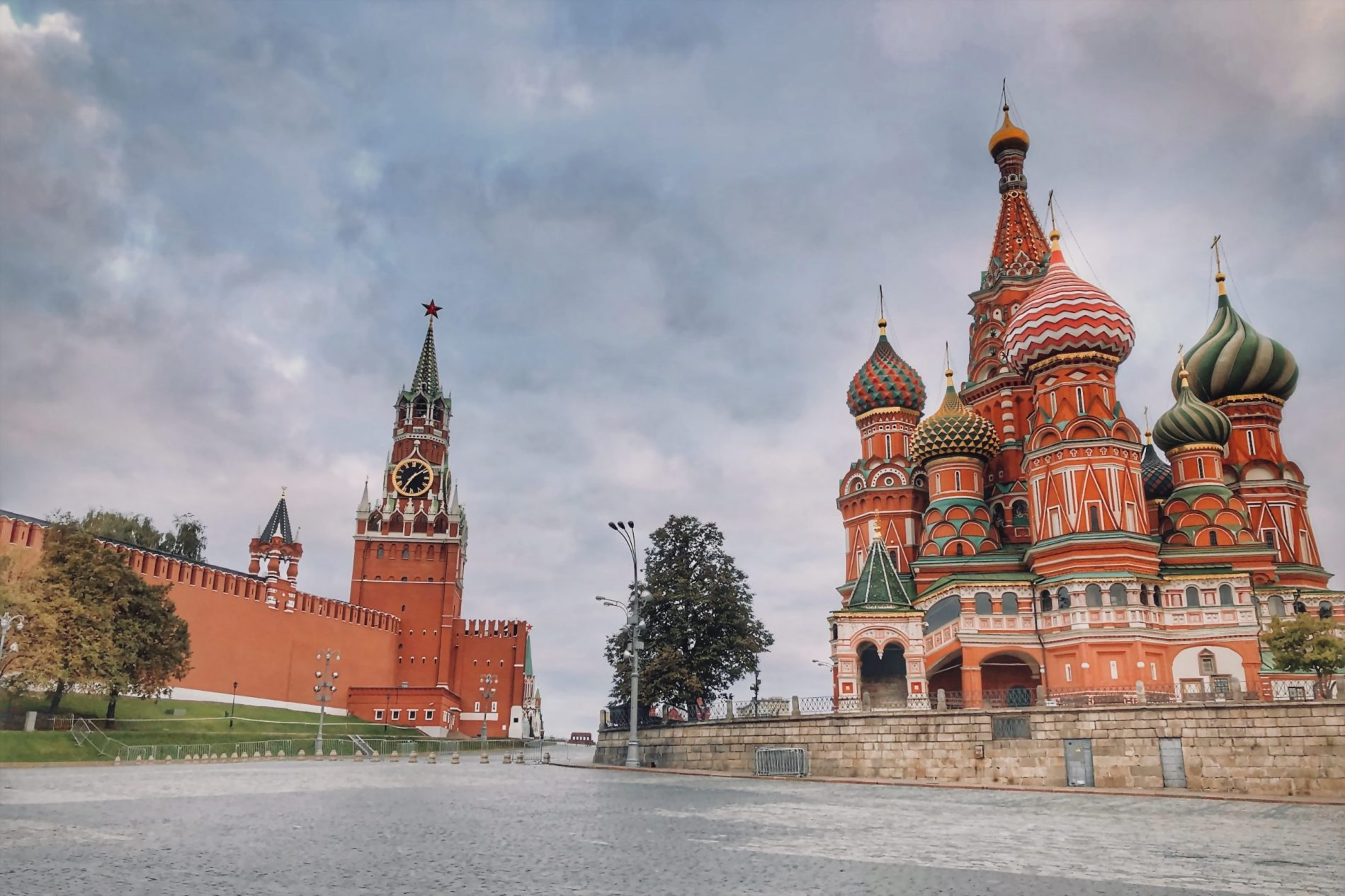 Достопримечательности столицы России